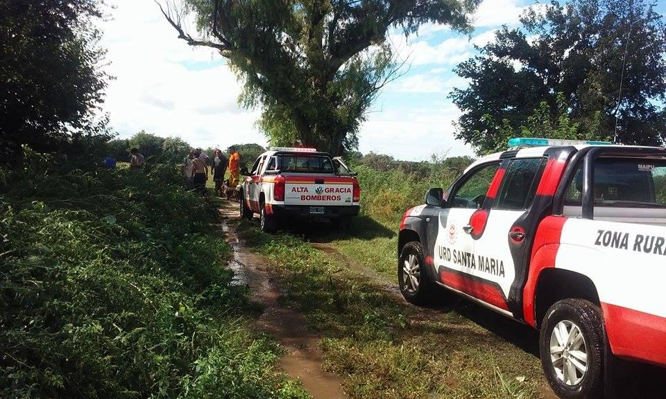 17757993 1247251875392658 1577484914 n - Valle Alegre: liberan el arroyo que fuera obstruido clandestinamente