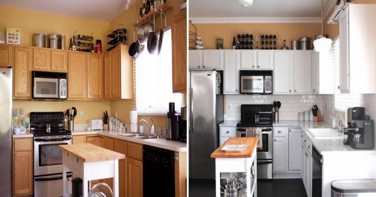 Cinco ideas de cómo renovar la cocina en un fin de semana ...