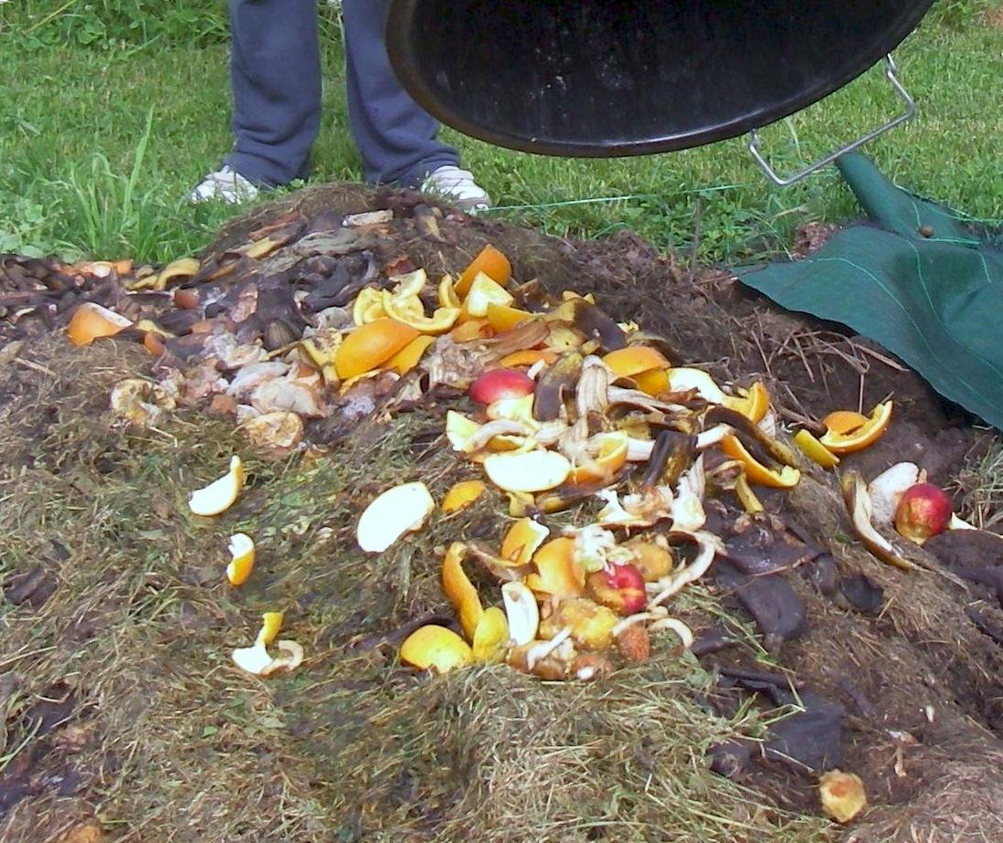 Paso a paso c mo hacer tu compostera en tu casa redacci n alta gracia - Como hacer compost en casa ...