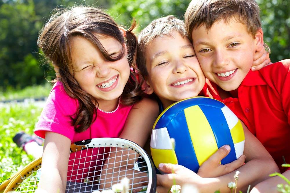 Resultado de imagen para deporte en los niños