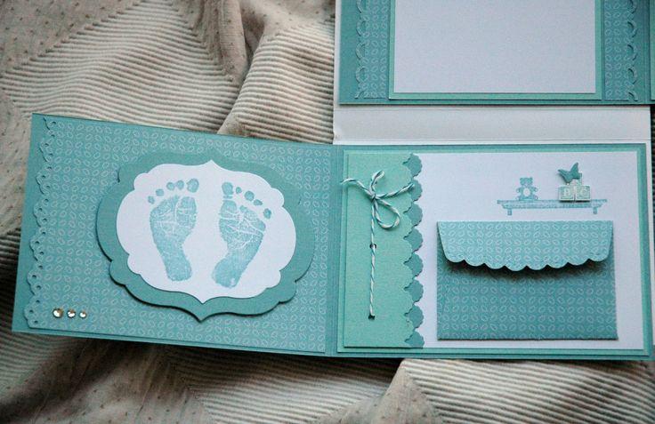 Ideas para hacer un lbum de beb s redacci n alta gracia - Manualidades album de fotos casero ...