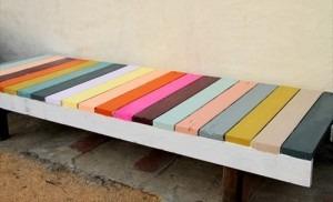 ideas de muebles con palets 1 - Opciones de muebles con palets