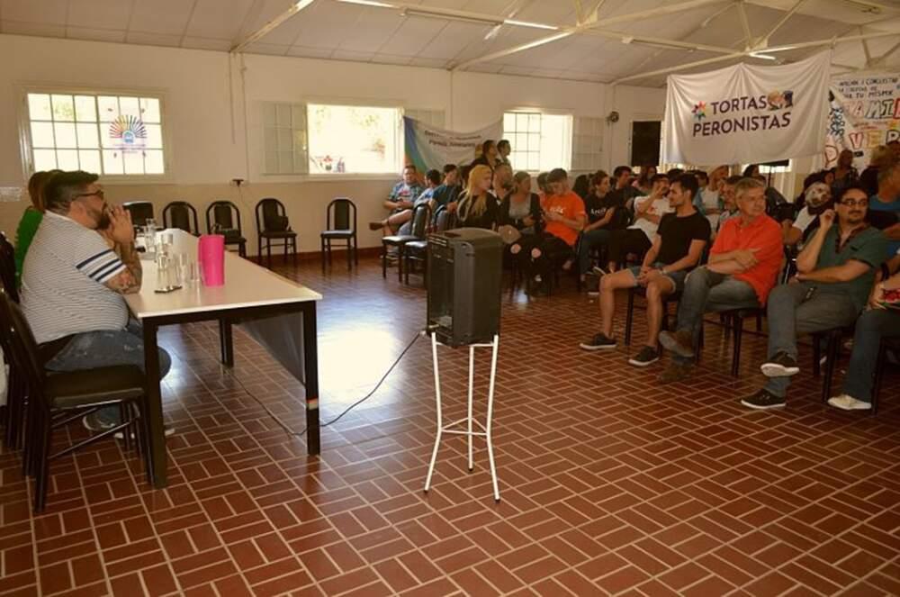 Encuentro Familias LGBTIQ 3 - Alta Gracia fue la capital de la Diversidad