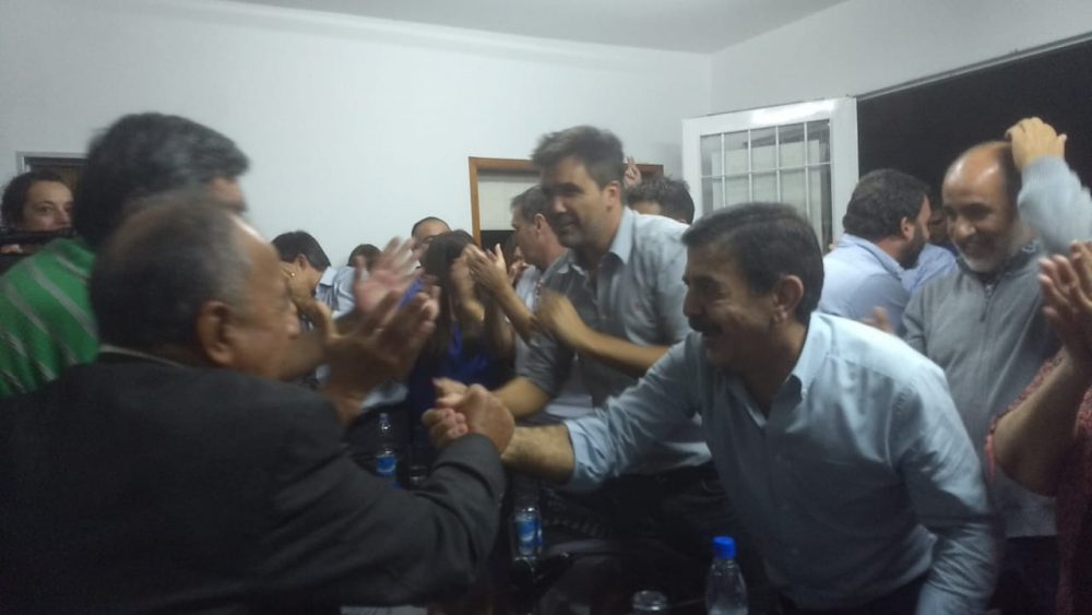 facundo y walter 3 - El Peronismo se organiza para las elecciones de mayo