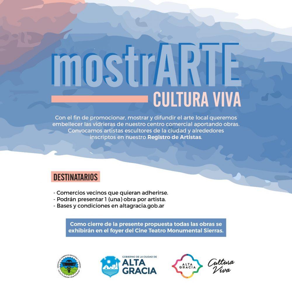 mostrarte - MostrArte: Realizan una convocatoria abierta a artistas escultores