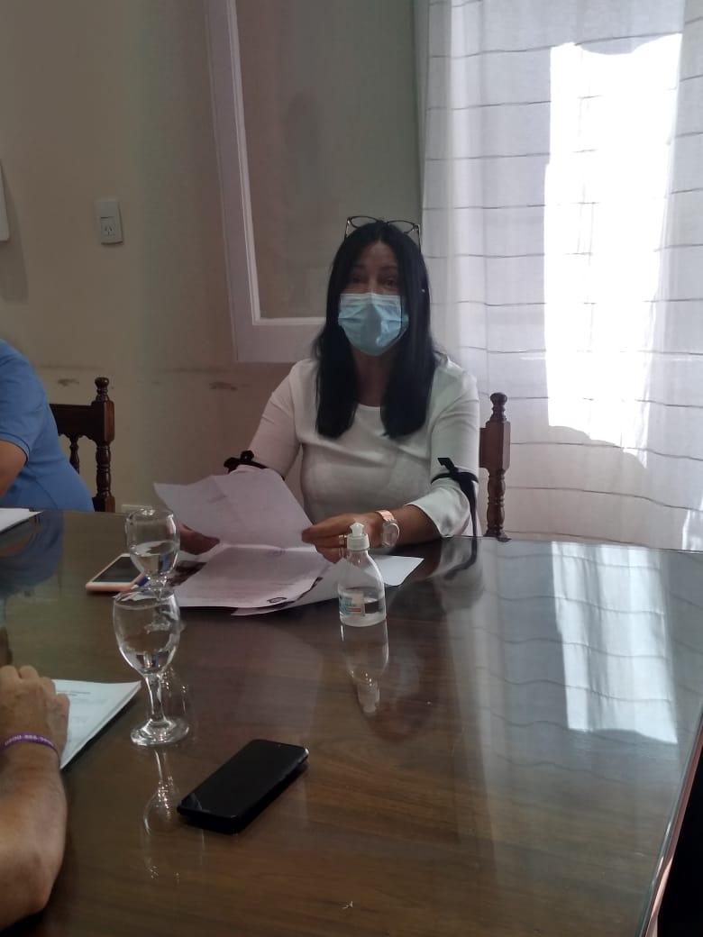 anemi busse - Polémica por pedido de informe sobre el estado del Hospital Illlia