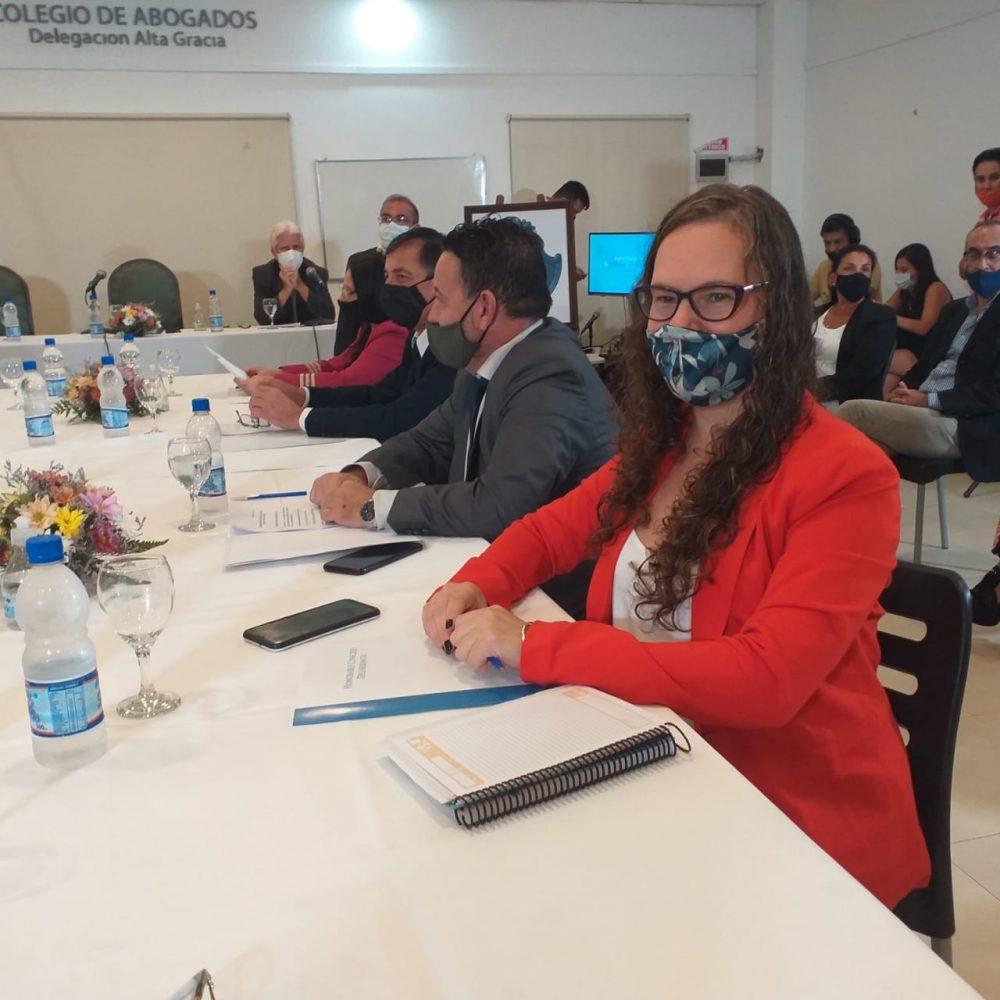 lucia allende sesion 2021 - Repercusiones políticas tras el discurso de Torres
