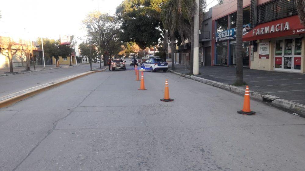 controles vehiculares alta gracia - Controles vehiculares en todo el Departamento Santa María