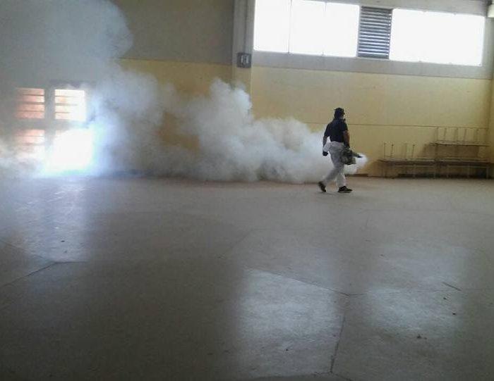 fumigacion defensa civil