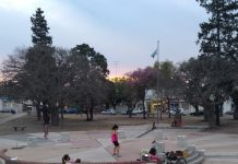 academias al aire libre